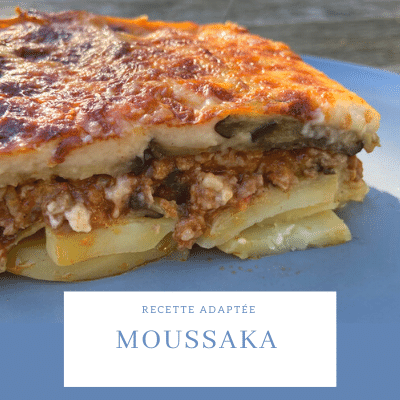Moussaka revisitée